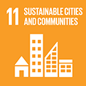 UN Sustainable Development Goal 11 - Sustainable Cities and communities