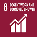 UN Sustainable Development Goal 8 - Decent work and Economic Growth